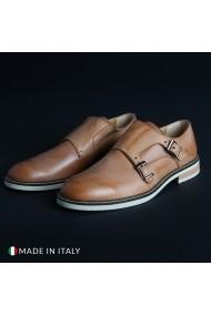 Pantofi Madrid 600_PELLE_MARRONE