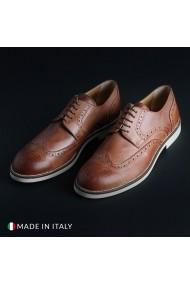 Pantofi Madrid 606_CERATO_MARRONE