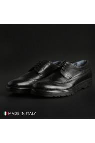 Mocasini Italian Eagle 300_VITELLO_NERO