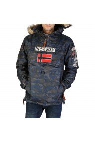 Jacheta Geographical Norway Boomerang_man_camonavy Bleumarin