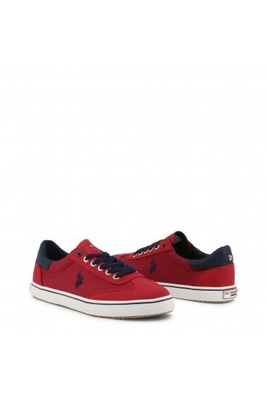 Pantofi sport U.S. Polo ASSN. MARCS4102S9_C1_RED Rosu