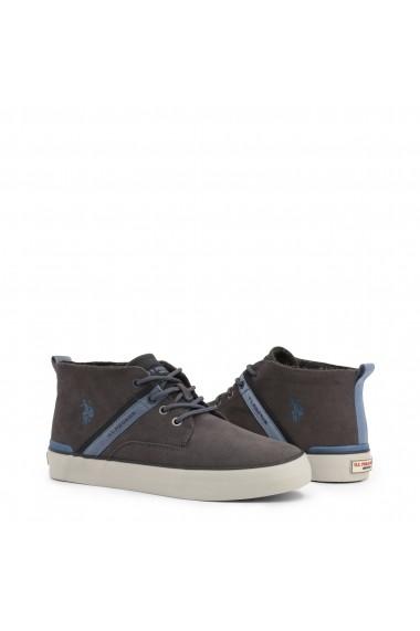 Pantofi sport U.S. Polo ASSN. ANSON7105W9_S1_MDGR Gri