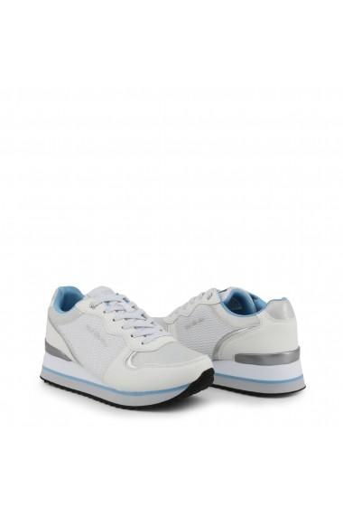 Pantofi sport U.S. Polo ASSN. FEY4228S8_YT2_SAND-SKY Alb