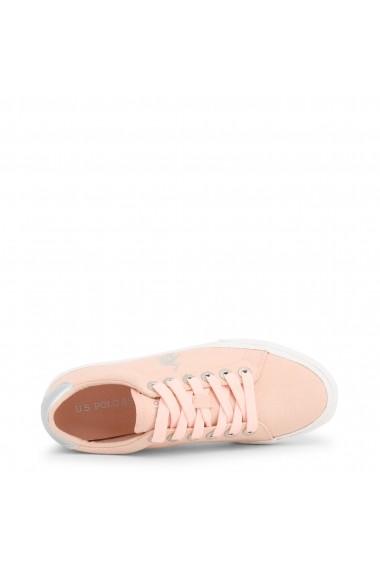 Pantofi sport casual U.S. Polo Assn. MAREW4262S0 CY1 PINK