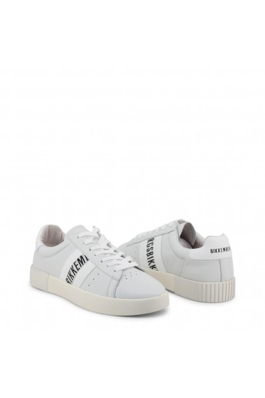 Pantofi sport Bikkembergs COSMOS_2434_WHITE Alb