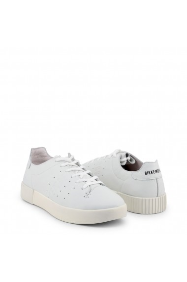 Pantofi sport Bikkembergs COSMOS_2100_WHITE Alb