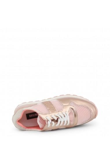 Pantofi sport Bikkembergs FEND-ER_2087-MESH_WHT-GLD Roz