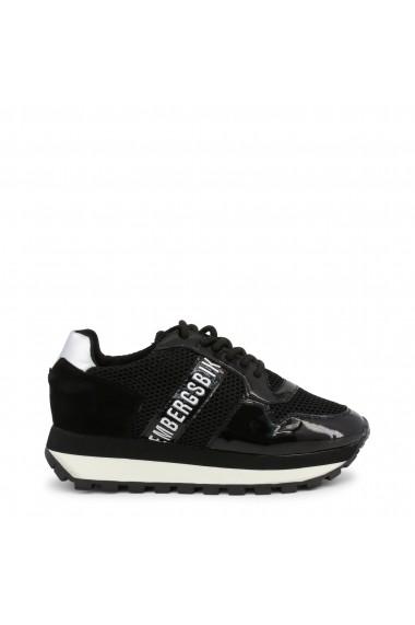 Pantofi sport Bikkembergs FEND-ER_2087-MESH_BLACK Negru