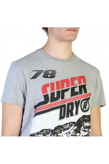 Tricou Superdry M1000005A_07Q Gri