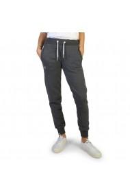 Pantaloni drepti Superdry G70023NS_IO9 Gri