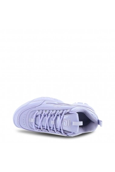 Pantofi sport FILA DISRUPTOR-2-PREMIUM-PATENT_500 violet.