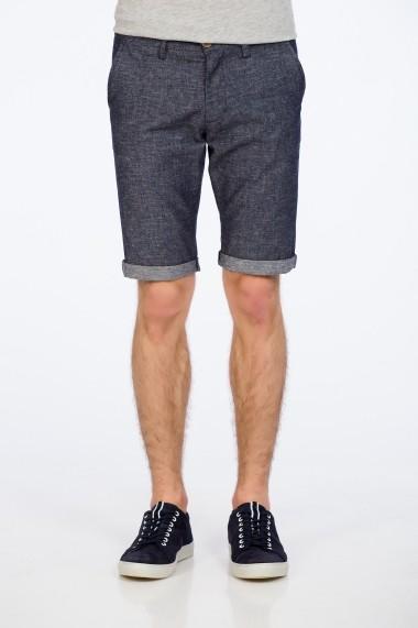 Pantalon scurt din in Be You 3302 bleumarin