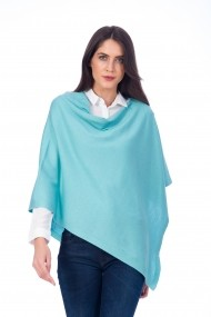 Poncho Be You 0653 turcoaz