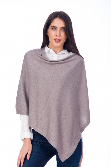Poncho Be You 0653 maro