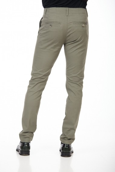 Pantaloni BE YOU 3326 Kaki