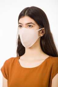 Masca de protectie, crem , reutilizabila, BE YOU