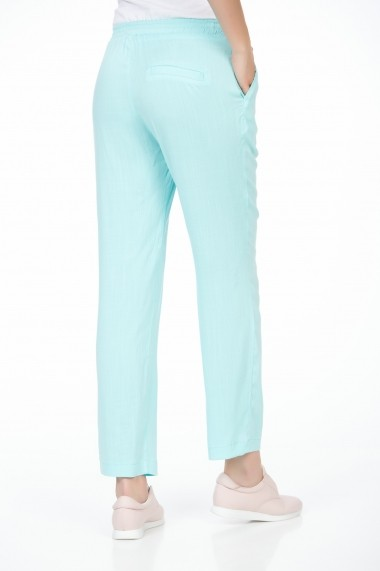 Pantaloni largi Be You 3318 albastru