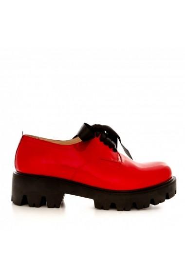 Pantofi CONDUR by alexandru 701 rosu