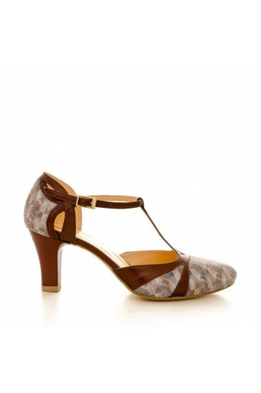 Pantofi cu toc CONDUR by alexandru p881maro