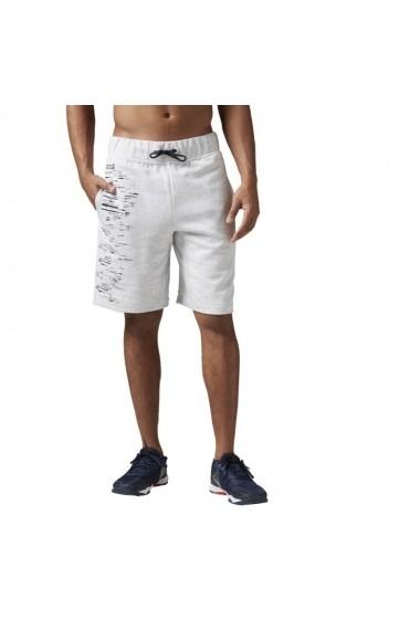 Bermude pentru barbati Reebok  Workout Ready Cotton Series M BK4727