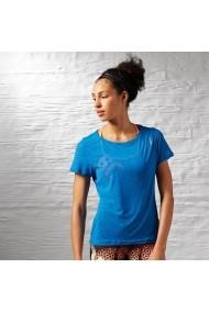 Tricou pentru femei Reebok  Work Out Ready Slub Textured Tee W AJ3418