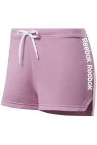 Pantaloni scurti pentru femei Reebok  TE Linear Logo W FK6700