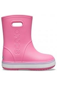 Cizme pentru copii New balance  cs Crocband Rain Boot Jr 205827 6QM