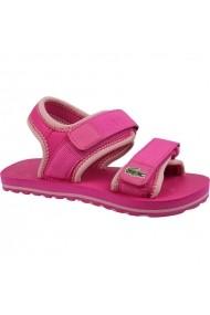 Pantofi sport pentru copii Inny  Lacoste Sol 119 Jr 737CUC00222J4