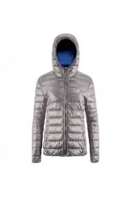 Jacheta pentru femei Outhorn  W HOZ17-KUD601 jasny szary melanż