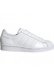 Pantofi sport Adidas originals  adidas Superstar J białe EF5399