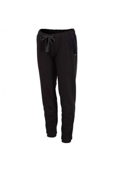 Pantaloni sport pentru femei 4f  W H4Z18-SPDD001 głęboka czerń