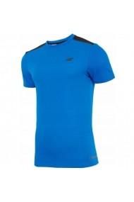 Tricou pentru barbati 4f  M X4Z18-TSMF201 niebieska
