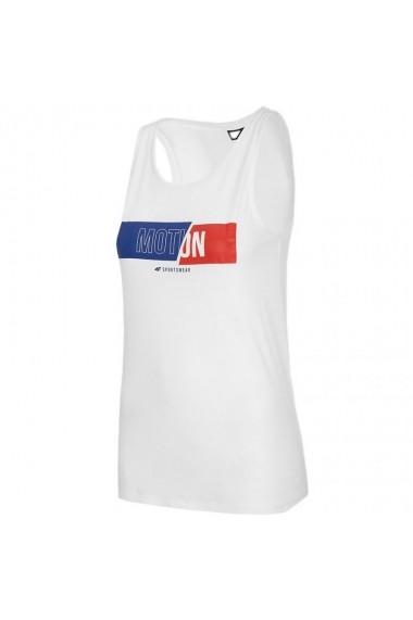 Tricou pentru femei 4f  W H4L20 TSD018 10S