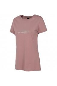 Tricou pentru femei 4f  W H4L20 TSD014 53S