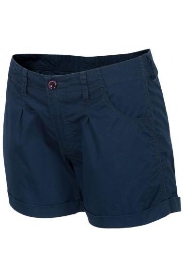 Pantaloni scurti pentru femei 4f  W H4L18-SKDT003 granatowe