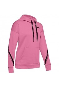 Bluza pentru femei Under armour  Fleece Hoodie Taped Wm W 1352744-691