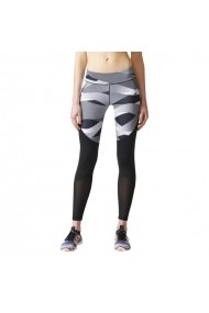 Pantaloni sport pentru femei Adidas  Ultimate Cut and Sew Long Tights W BR8778