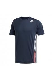 Tricou pentru barbati Adidas  Freelift 3 Stripe Tee M FJ6181