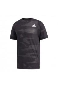 Tricou pentru barbati Adidas  FreeLift Camo Burnout  M EJ7228