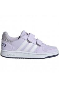 Pantofi sport pentru copii Adidas  Hoops 2.0 CMF Jr EG3771