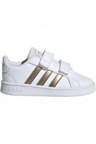 Pantofi sport pentru copii Adidas  Grand Court I Jr EF0116