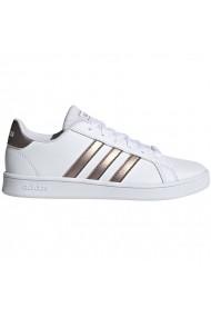 Pantofi sport pentru copii Adidas  Grand Court Jr EF0101