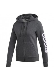 Bluza pentru femei Adidas  Essentials Linear FZ HD FL W FM6491
