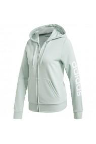 Bluza pentru femei Adidas  W Essentials Linear Full Zip Hoodie W FM6484