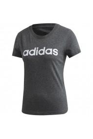 Tricou pentru femei Adidas  Essentials Linear Slim Tee W FM6422