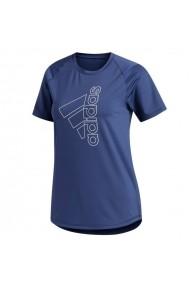 Tricou pentru femei Adidas  Tech Bos Tee W FQ1986