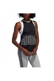 Tricou pentru femei Adidas  Alphaskin Graphic W FM5110