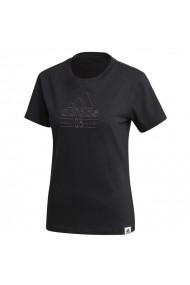 Tricou pentru femei Adidas  Brilliant Basics Tee W GD3818