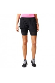 Pantaloni scurti pentru femei Adidas  Two-in-One Long Shorts W BK7690