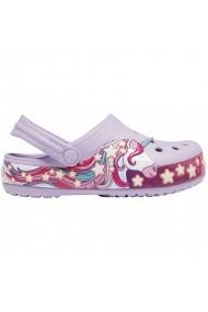 Sandale pentru copii Crocs  FunLab Unicorn Band Cg Jr 206270 530